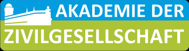 Logo Akademie der Zivilgesellschaft