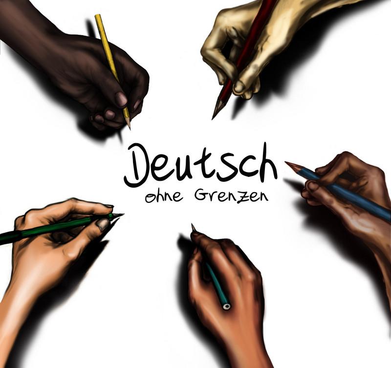 Logo Deutsch ohne Grenzen