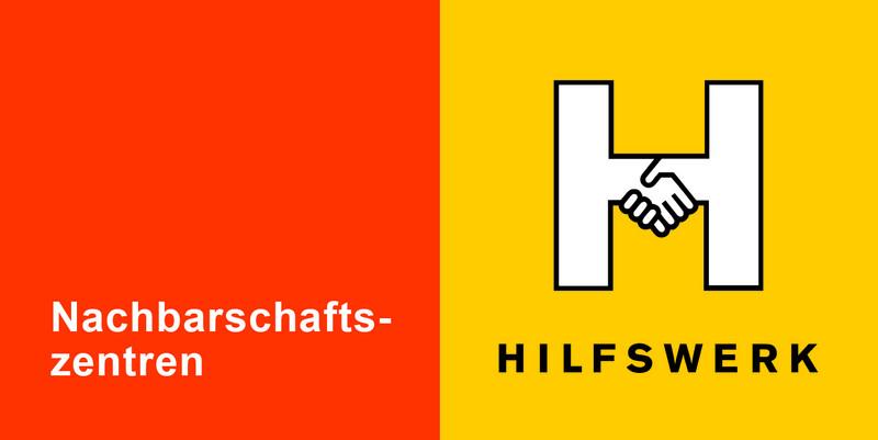 Logo Hilfswerk-Nachbarschaftszentren
