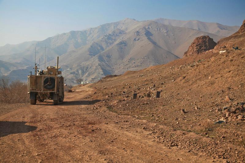 مناظر طبيعية في أفغانستان