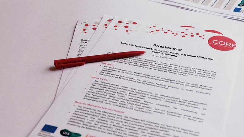 Formulare und Stifte