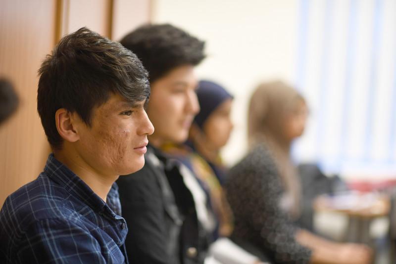 Jugendmodul: Zusammenleben (in Paschtu)