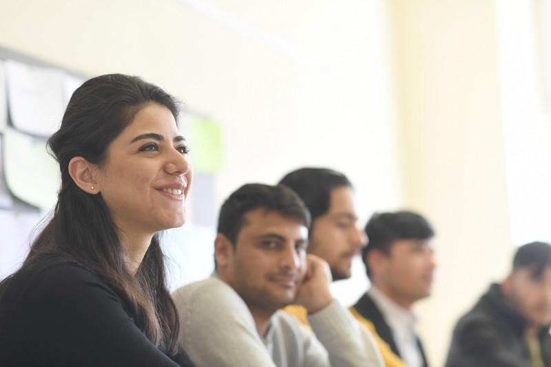 Workshop für Frauen und Männer: Rolle von Frau und Mann in der Familie (in Arabisch)